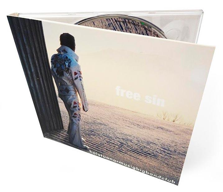 Free Sin von holstuonarmusigbigbandclub erschienen in der edition bahnhof 2008