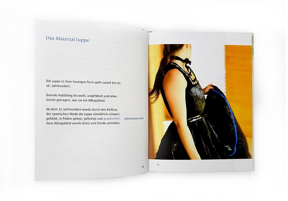 folta von Veronika Larsen – edition banhnof 2010