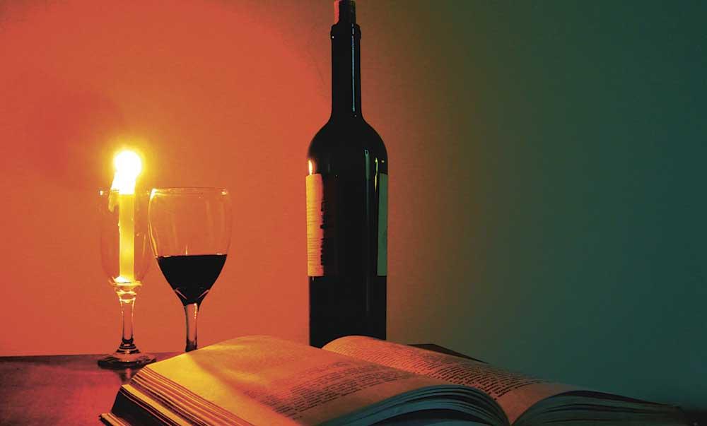 Es Wird A Wein Sein © Andressa Rodrigues