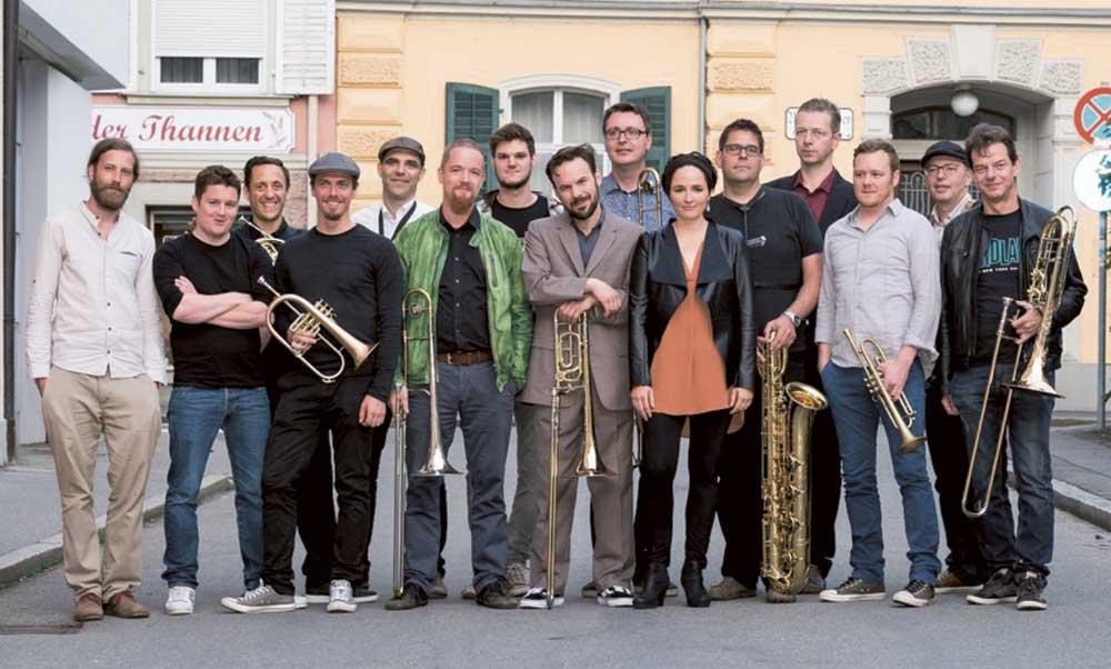 Jazzorchester Vlbg © Jazzorchester Vorarlberg