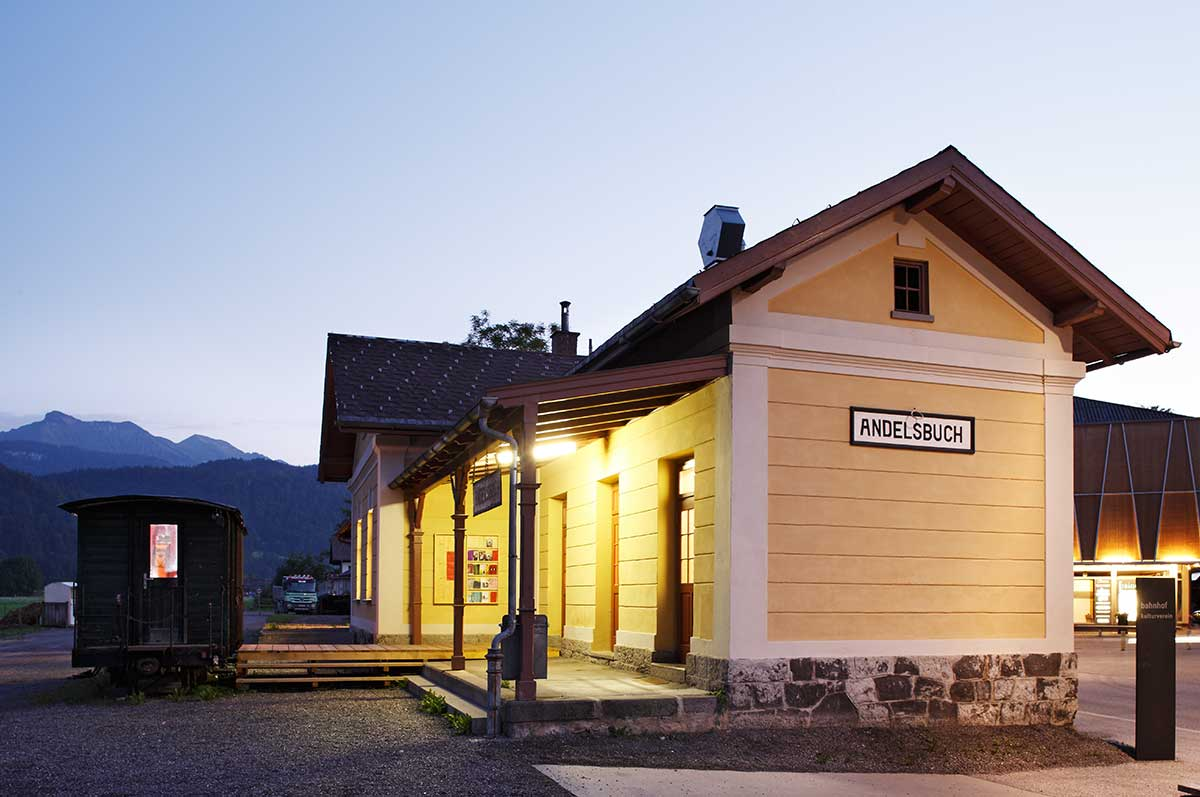kulturverein bahnhof © Adolf Bereuter