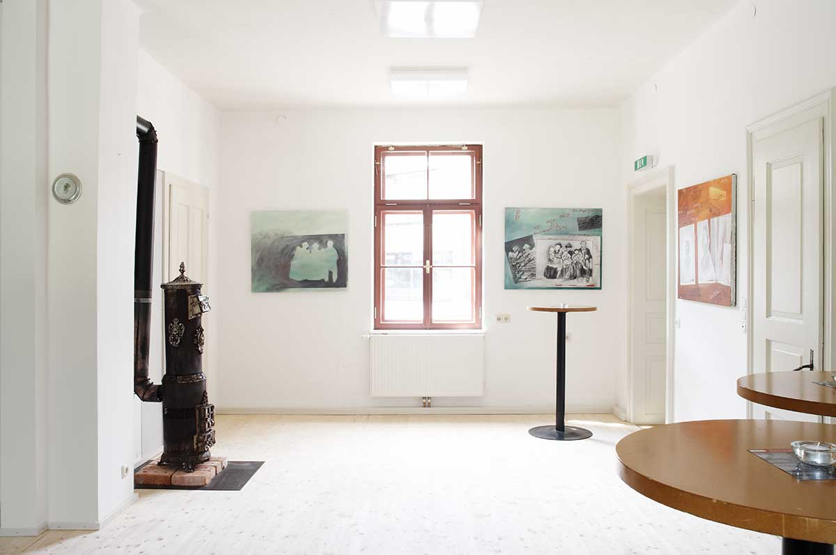 Räumlichkeiten kulturverein bahnhof © Adolf Bereuter