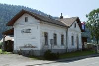 kulturverein bahnhof nach der Eröffnung, 2000