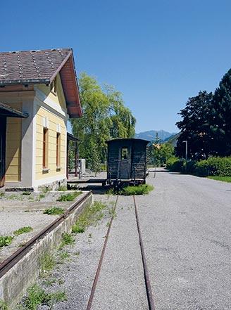Bahnhof verstehen © Nora Fuchs