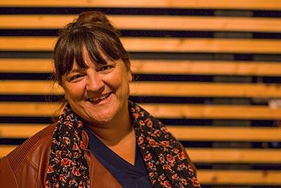 Team kulturverein bahnhof: Karin Ritter © Darko Todorovic