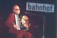 Kabarett mit Josef Hader und Otto Lechner, Benefizveranstaltung 2000