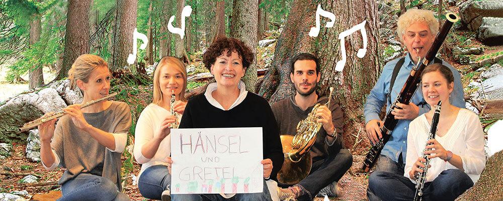 Haensel und Gretel © Brigitte Ruef