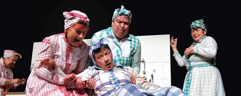 Seniorentheater © Seniorentheater